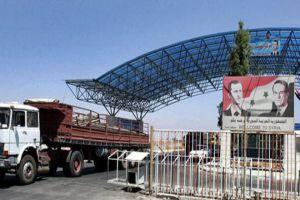 تاجر يؤكد: فتح معبر نصيب رفع أسعار المنتجات السورية حتى 5 بالمئة