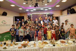 للعام الرابع.. بنك سورية الدولي الإسلامي يطلق حملة إفطار صائم
