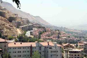 لتنظيم مناطق العشوائيات...دراسة إحداث شركة ريف دمشق القابضة لإعادة الإعمار