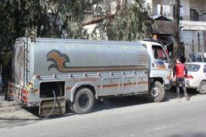 محافظة ريف دمشق: حملات مكثفة لتوزيع مازوت التدفئة