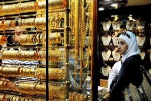 جميعة صاغة حلب: تحسن ببيع الذهب من المواطنين..وسعر الغرام في الأسواق تجاوز 90 ألف ليرة