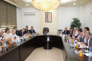 شركات روسية تبدي استعدادها للمساهمة في مشاريع إسكانية بسورية