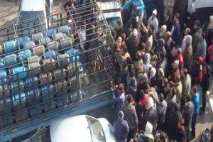 في حمص.. السعر الأسود لجرة الغاز تجاوز 9 آلاف ليرة