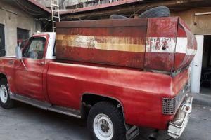 بائع مازوت يبيع 900 ليتر هواء بدلاً من المازوت