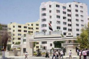 فصل أكثر من 500 طالب من السكن الجامعي بدمشق