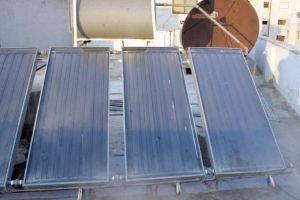 الحكومة توجه وزارة الصناعة بإنشاء معمل حديث للسخان الشمسي المنزلي