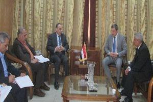 سورية تبحث مع بيلاروس إقامة معمل لصناعة المحولات الكهربائية