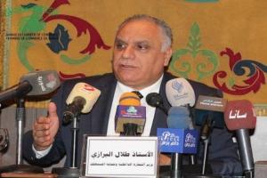 وزير التجارة: إخضاع صالات السورية للتجارة للرقابة التموينية