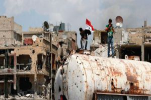 عضو محافظة دمشق: ملكية المواطنين في المناطق المحررة مصانة حتى لو لم يكونوا في البلاد