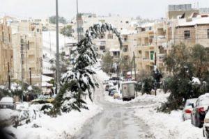 سورية تتعرض لمنخفض جوي قطبي المنشأ بدءاً من اليوم