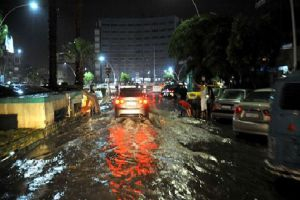 الأرصاد الجوية تحذر من حدوث السيول