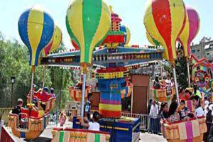 محافظة دمشق تحدد مواقع ألعاب الأطفال خلال عيد الأضحى