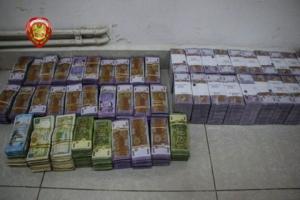 في دمشق.. ضبط شركة تتعامل بالدولار الأمريكي ومصادرة مبالغ مالية كبيرة