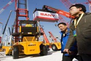 شركة صينية للمعدات الصناعية الثقيلة ترغب بإحداث مركز إقليمي لها في سورية