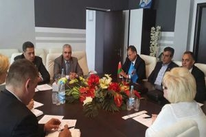 الوفد الاقتصادي السوري في بيلاروس يلتقي 3 شركات ويضع أسس التعاون