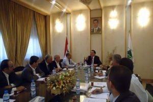 وزير المالية في اجتماع مجلس إدارة الضرائب: عفى الله عما مضى!