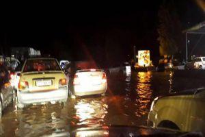 ربع موسم الأمطار يسقط على دمشق أمس في ساعة ونصف فقط