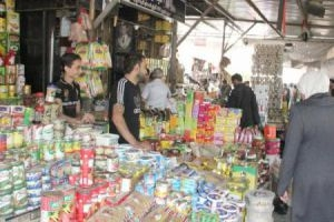 في ريف دمشق..إغلاق 60 منشأة تجارية ومصادرة 70 طناً من الأغذية المخالفة