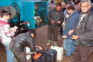 نحو 500 سيارة جوالة تبدأ بتوزيع مازوت الشتاء على الأسر في دمشق