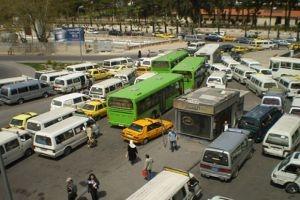 شجون النقل الداخلي تزداد..ومحافظة دمشق تلقي باللائمة على الأزمة