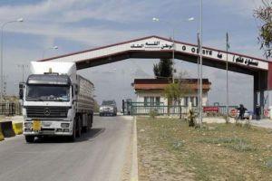 الجمارك: أردني يهرب ملايين الليرات السورية في شاحنته عبر نصيب