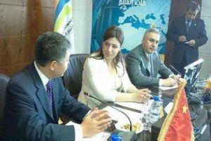 مباحثات سورية صينية في مجال الاستثمار.. وحمشو يدعو لرفع العقوبات عن سورية