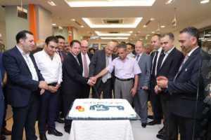 بنك البركة سورية يفتتح فرعين جديدين في حمص وحلب