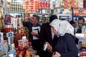 خلال أسبوع ..أسواق حلب تسجل 129 ضبطاً تموينياً
