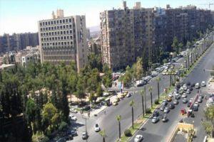 محافظة دمشق توجه بتركيب مطبات نهاية اوتوستراد المزة بعد حصول حوادث كثيرة