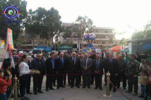 مهرجان صنع في سورية ينطلق في درعا بمشاركة 100 شركة