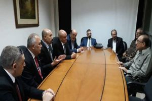 مذكّرة تفاهم بين اتحاد غرف التجارة السورية وغرفة التجارة والصناعة الإندونيسية
