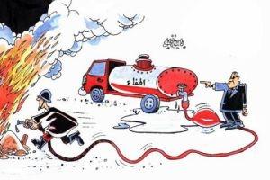 الخسائر بملايين الليرات....حرائق التهمت مستودعات الجمارك وسيارات الإطفاء معطلة!
