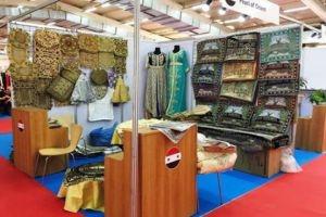 اتحاد المصدرين:  المنتجات السورية في معرض الجزائر تستحوذ على اهتمام الزائرين