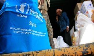 برنامج الأغذية العالمي: 4 ملايين سوري يستفيدون من المساعدات شهرياً