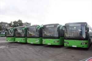 شركة النقل الداخلي في دمشق..نقص بالكادر والسائقين وأيضاً في الباصات