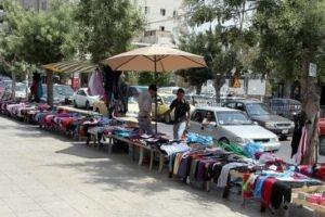 محافظة دمشق: مافيا تسيطر على البسطات في دمشق!