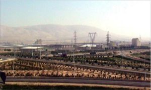استثمارات مدينة عدرا الصناعية بلغت نحو 1200 مليار ليرة