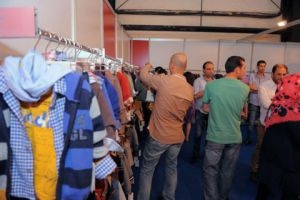 اتحاد المصدرين وغرفة صناعة دمشق يشاركان في معرض طهران الدولي للألبسة