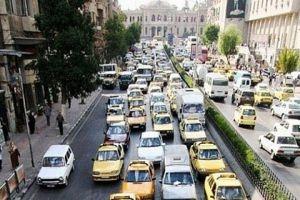 تسجيل 1966 مركبة في دمشق منذ بداية العام الحالي