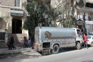 محروقات دمشق: التسجيل على المازوت عبر (الموبايل) خلال 10 أيام..إليكم الطريقة