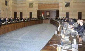 رئيس الحكومة يدعو لتشجيع الإيداع بالليرة السورية في المصارف العامة