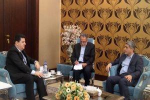 بحث إطلاق مشاريع النفط والزراعة والاتصالات بين إيران وسورية
