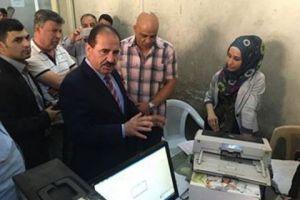 وزير النقل يوجه مديرية نقل ريف دمشق: منع ابتزاز المواطنين ومحاربة ضعاف النفوس