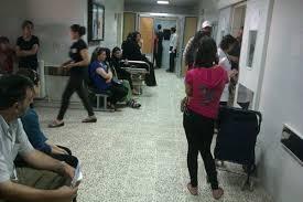 مشفى الباسل في حمص يشكو عدم وجود الأخصائيين فيه