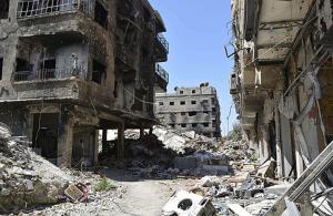 مسؤول فلسطيني: مخيم اليرموك لن يدخل في إطار إعادة تنظيم مناطق دمشق