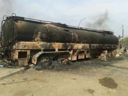 الحكومة تعفي الصهاريح الناقلة للمشتقات النفطية المتضررة من