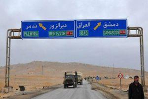 مناقشة تفعيل النقل البري بين سورية والعراق