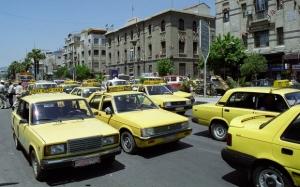 التجارة الداخلية في حماة تحدد تعرفة التكاسي