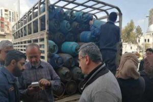 محروقات: آلية توزيع الغاز عبر الرسائل مستمرة