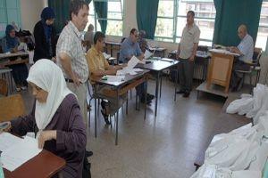 التربية تبدأ تصحيح أوراق امتحانات الشهادة الثانوية